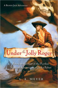 Under the Jolly Roger - Book Three