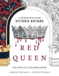 red-queen-coloring-book
